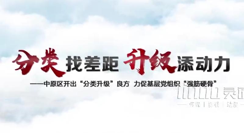 「分类升级」 基层党组织专题片